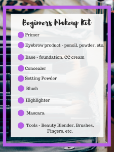 Beginners Makeup Kit